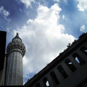 Sehitlik-Moschee Foto: Lena Ganssmann