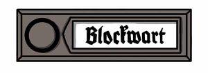 Der Blockwart