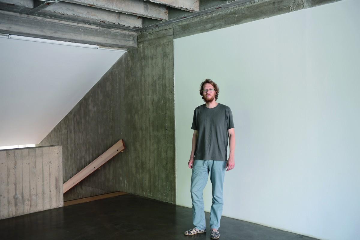 Florian Schmidt. Foto: Lena Ganssmann