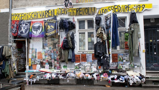 Gemischtwarenladen mit Revolutionsbedarf Foto: Patricia Schichl
