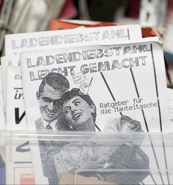 Anleitungen für alle Lebenslagen Foto: Patricia Schichl