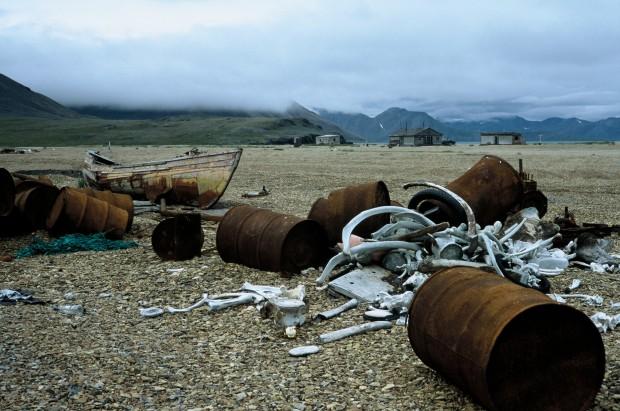 Inahpak, Lager der Meeresjäger Fotografie: Ulrike Ottinger
