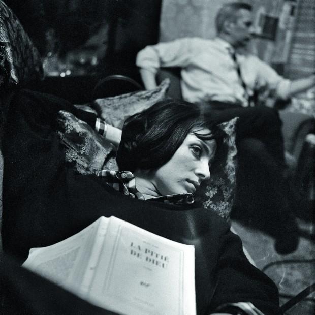 Eines der wunderbaren Fotos aus dem Nachlass von Hansjürgen Pohland: die Schauspielerin Karen Blanguernon fotografiert von Michael MartonFoto: Michael Marton/Modern Art FilmArchiv/Dt. Kinemathek/Sammlung Pohland