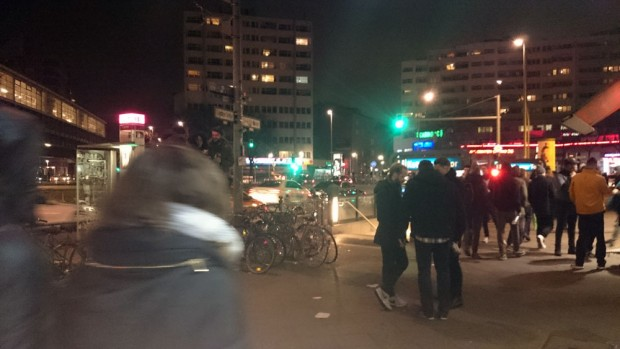 19 Uhr, Kottbusser Tor