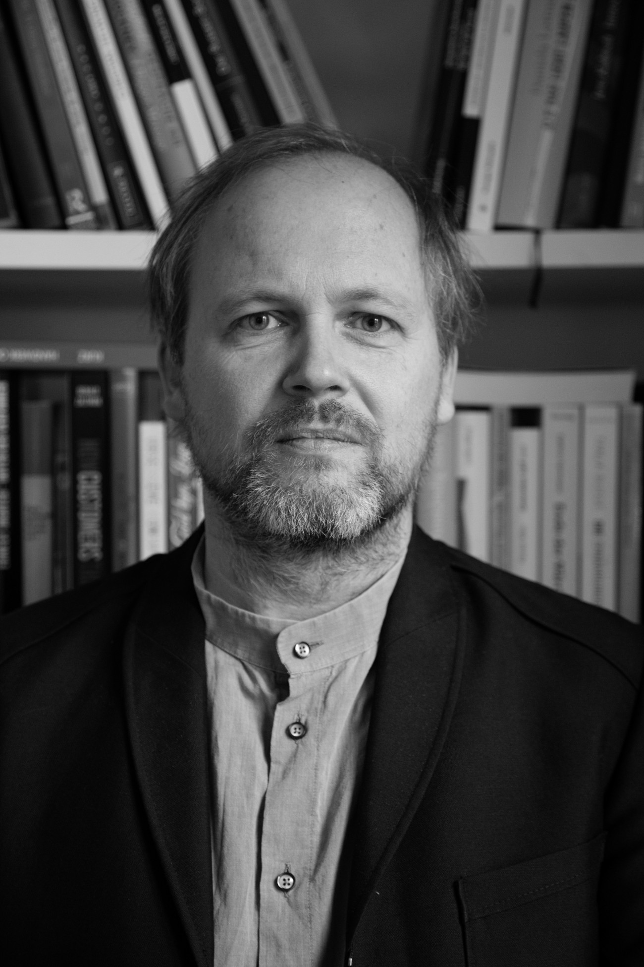 Wolfgang Ullrich, fotografiert von Annekathrin Kohout