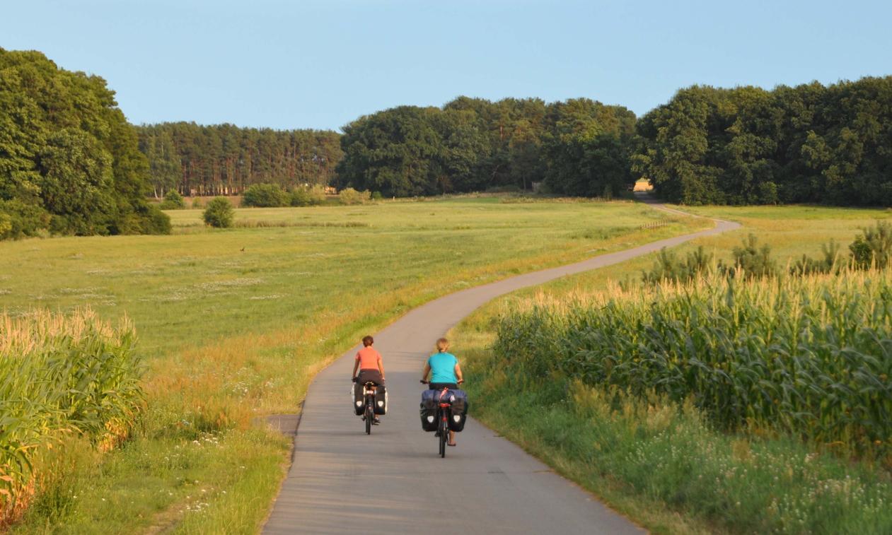 Fahrrad-Tour, Foto: Martin Hildebrandt