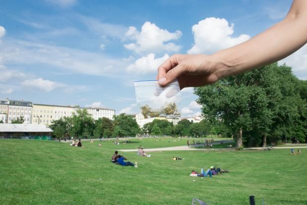 Von wegen Null Toleranz: ZITTY mit Weed im Görlitzer Park