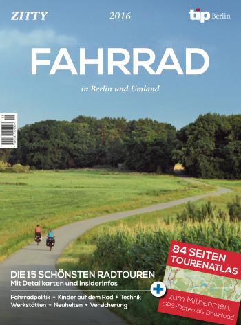 Edition Fahrrad 2016