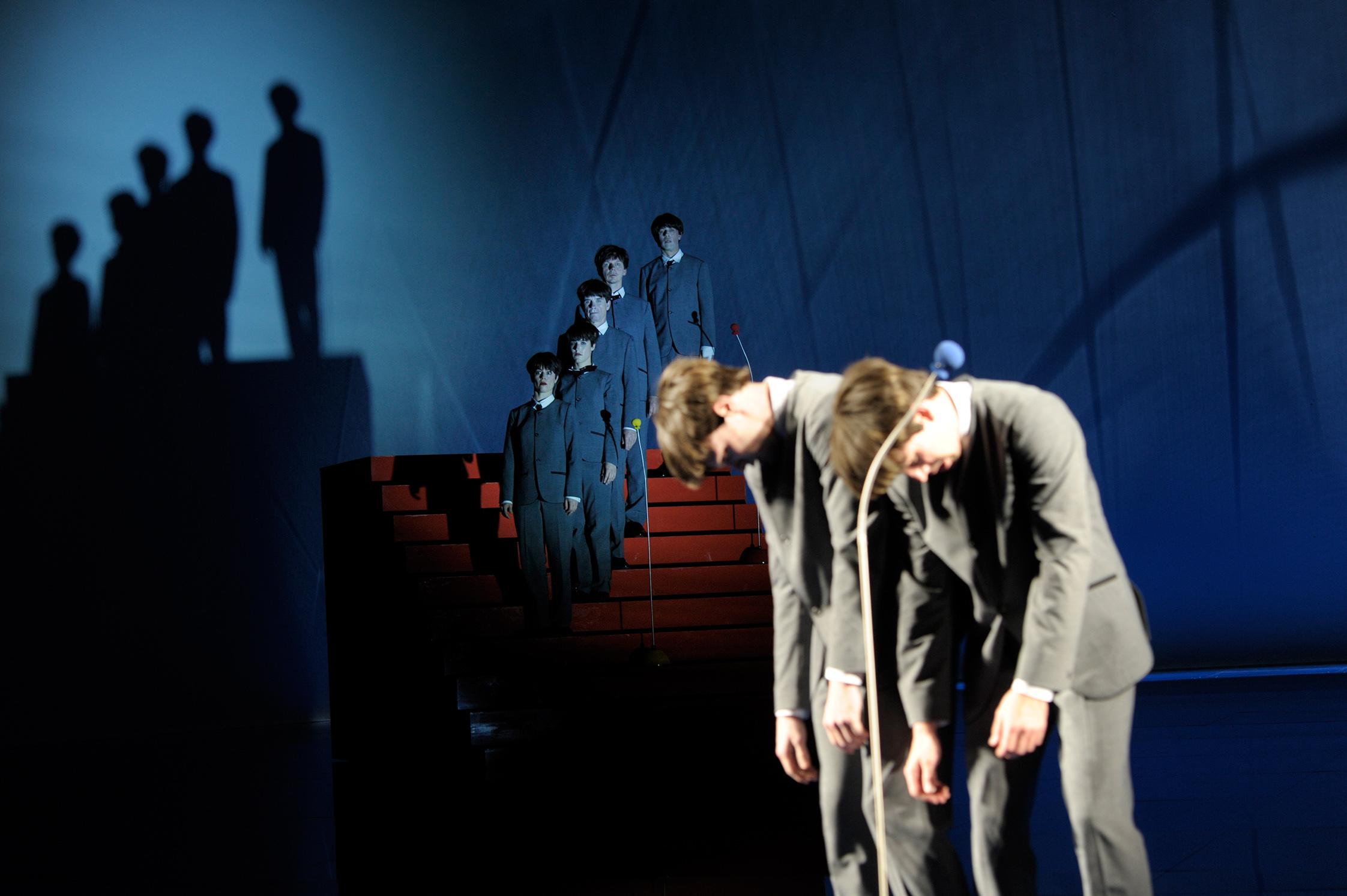 Theatertreffen-Stammgast Herbert Fritsch diesmal mit