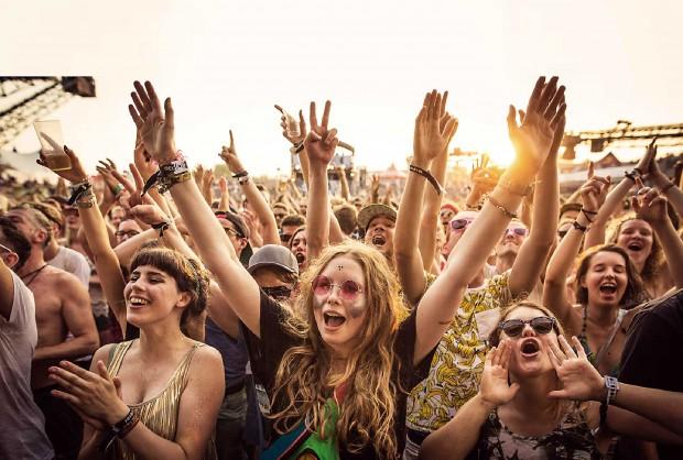 Große Bands auf großer Bühne– letztes Jahr beim Melt