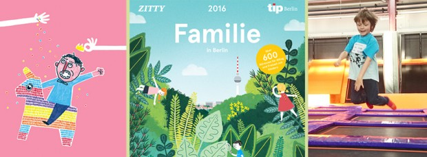 Edition Familie in Berlin 2016