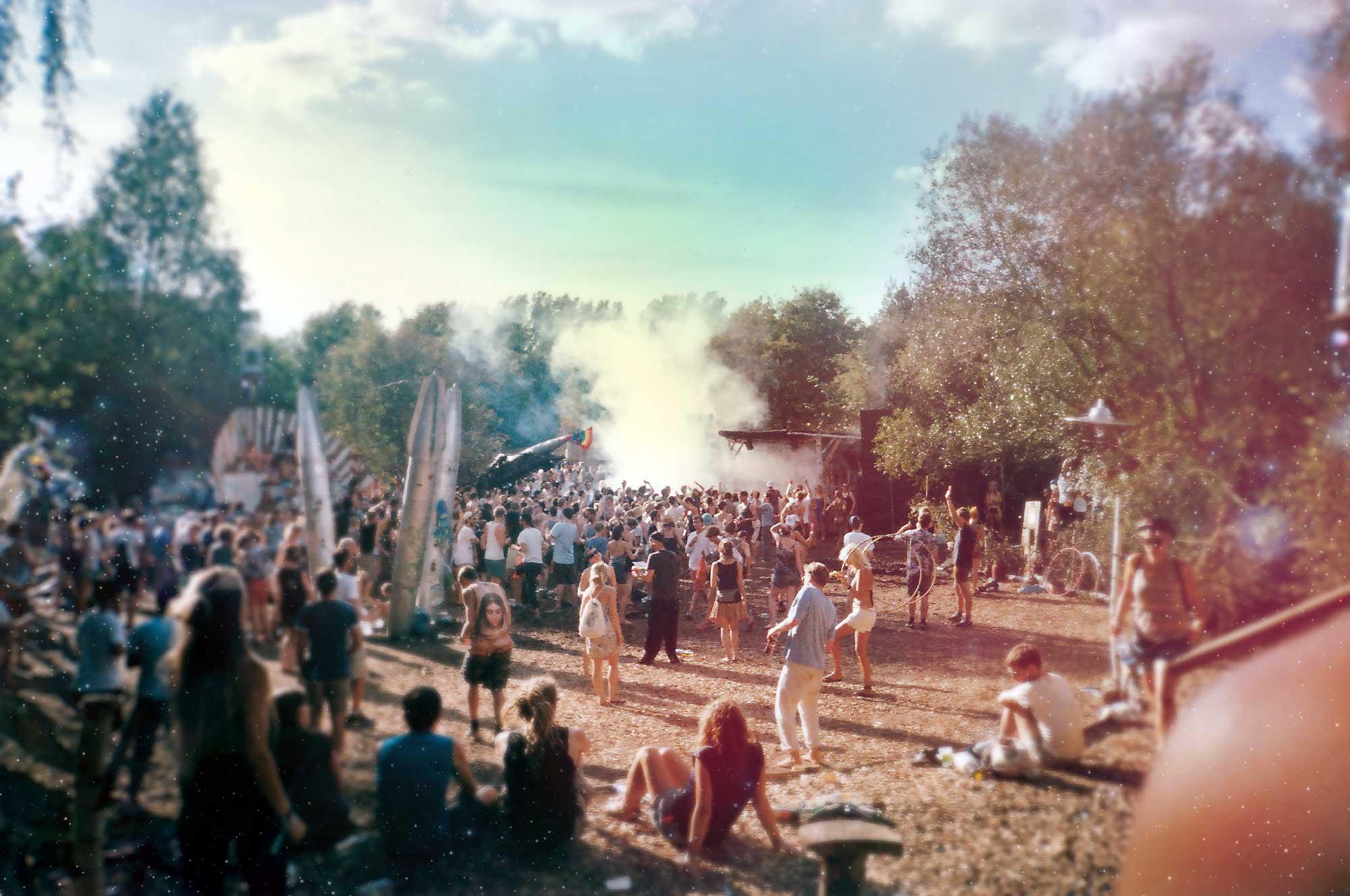 Wilde Möhre Festival Foto: Sascha Sichert