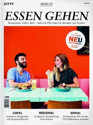 ZITTY Essen Gehen 2016/2017