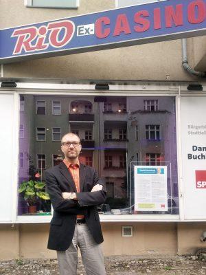 Spielhallen, Zockerbuden, Glücksspiel Berlin