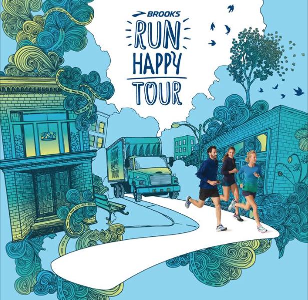 Run Happy Tourdaten 2016