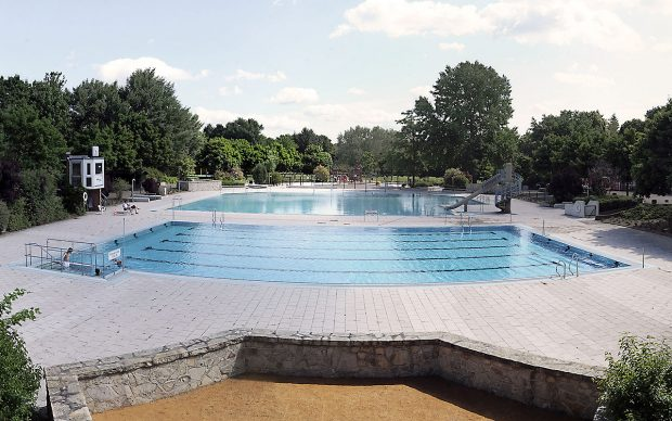 Sommerbad Wuhlheide