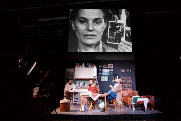 Europäisches Panorama: Vier Schauspieler aus dem Mittelmeerraum erzählen aus ihrem Leben - Foto: Marc Stephan / IIPM
