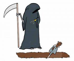 Totengräber
