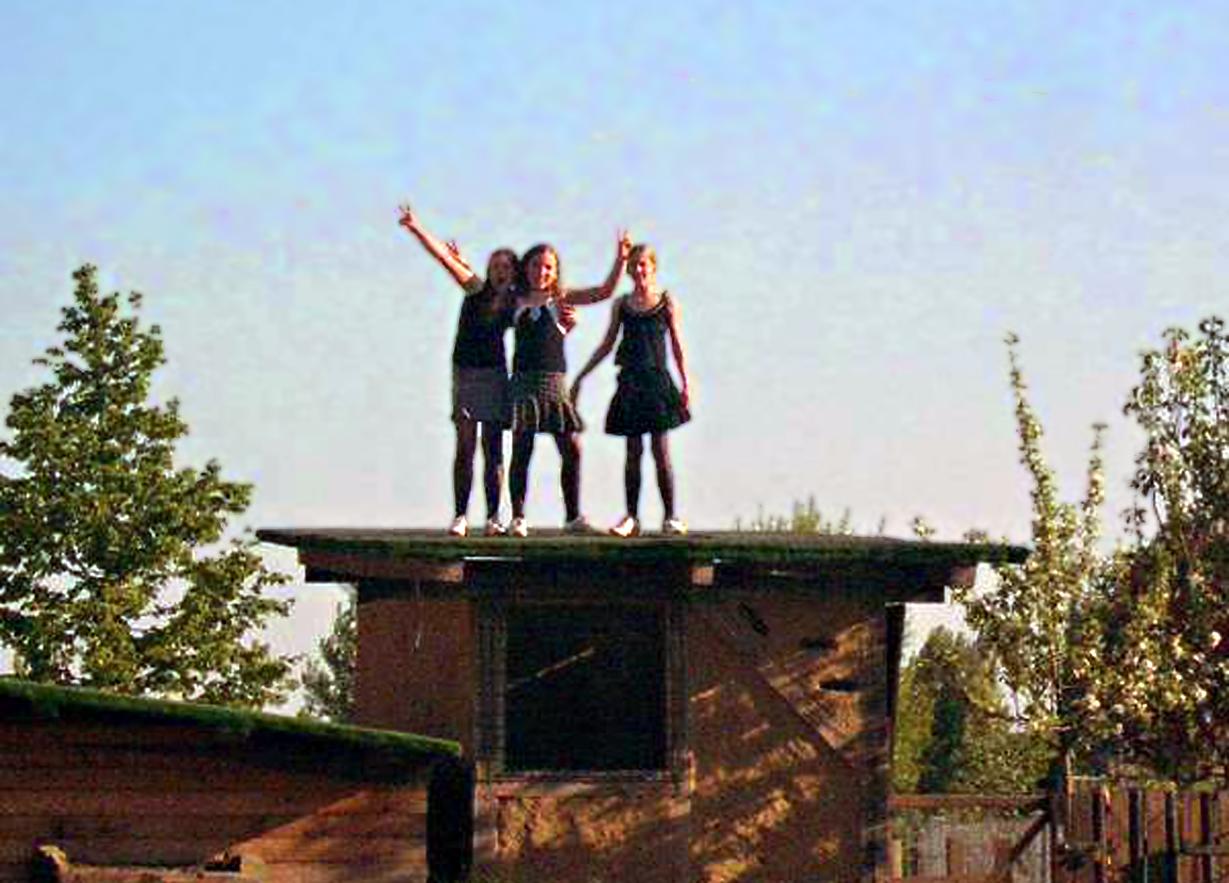 Abenteuerlicher Bauspielplatz Kolle 37 – Foto: AKIB