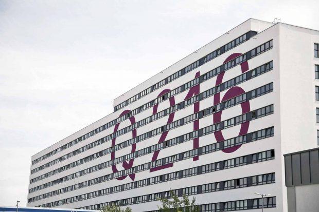 Das Q216 in Lichtenberg mit seinen 430 Einheiten wurde 2013 eröffnet und ist damit eines der ersten Apartment- Projekte in BerlinFoto: imago/STPP