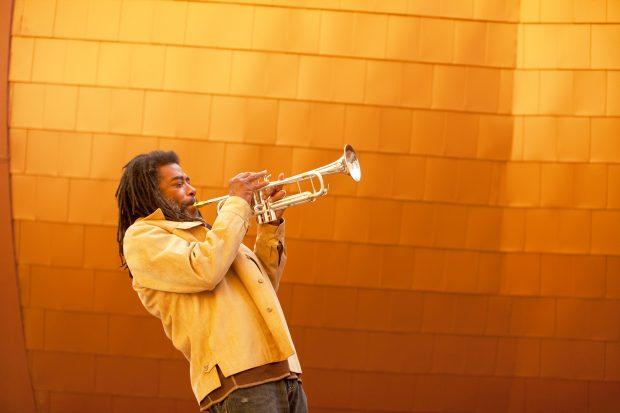 Trompeter Wadada Leo Smith