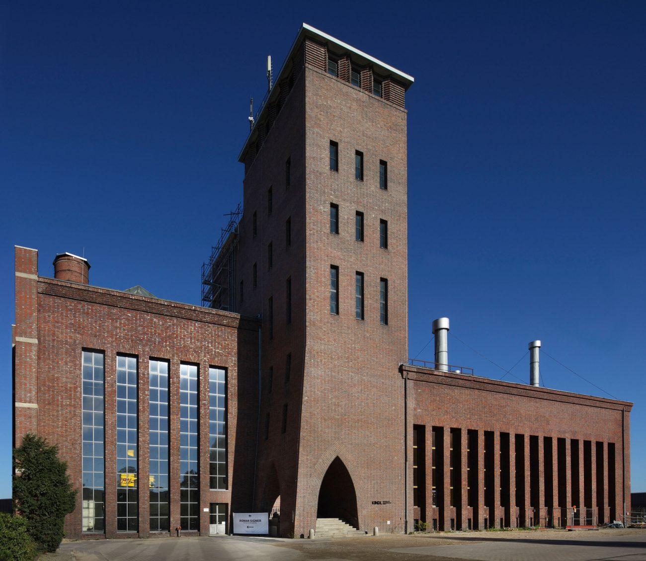 Ein Hauch von Tate Modern: Kindl-Zentrum für zeitgenössische Kunst / Kindl–Centre for Contemporary Art. Foto: Jens Ziehe, Kindl-Zentrum