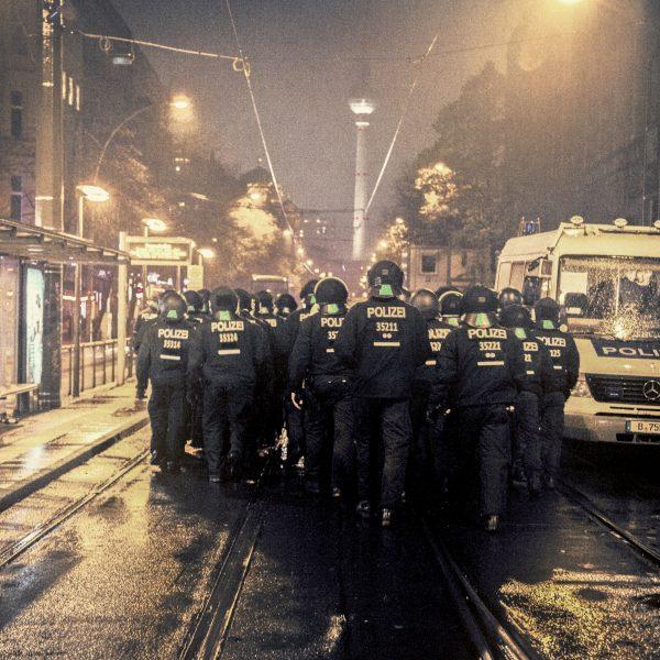 Berliner Poliziei