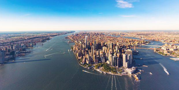 I want to be a part o fit – was Frank Sinatra schaffte, kann auch für Läufer wahr werden, die es nach New York schaffen.Foto: fotolia.com | © Melpomene