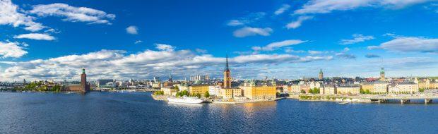 """Auch im eher beschaulichen Stockholm gibt es einen Dialekt mit ganz ähnlichen grammatischen Strukturen wie im """"Kiezdeutschen"""". Eine weitere Parallele zu Berlin: auch dieser Stadtteil ist jugendlich und multikulturell geprägt. Bildquelle: www.fotolia.com © Alexi TAUZIN (#93312005)"""