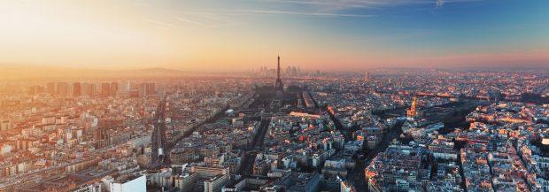 Paris, die Stadt der Liebe – zum Laufen beispielsweise.fotolia.com | © TTstudio