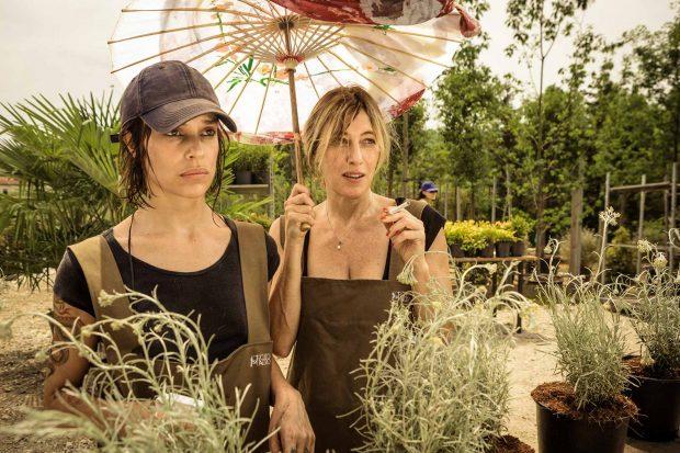 Die Protagonistinnen Micaela Ramazzotti und Valeria Bruni TedeschiFoto: Neue Visionen / Paolo Ciriello