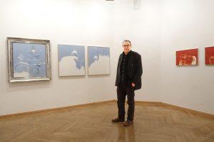 Mark Lammert stellt aktuell in der Galerie Pankow aus, mehr Infos: www.marklammert.deFoto: Galerie Pankow / Enkidu Leyendecker