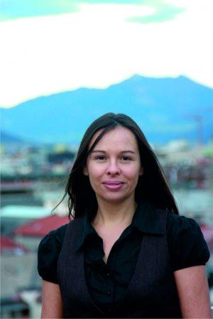 Tatjana Schnell ist Psychologie-Professorin an der Universität InnsbruckFoto: Wendy A. Hern