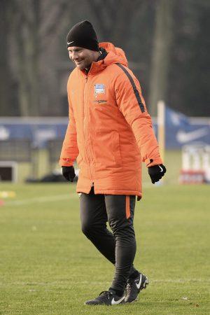 Fussball, Herren, 1. Bundesliga, Saison 2016/17, Hertha BSC, Training, Cheftrainer Pal Dardai (Hertha BSC),Foto: Imago