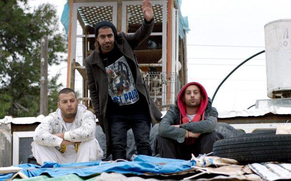 Kareem, Amir und Talal in Junction 48 Foto: X Verleih