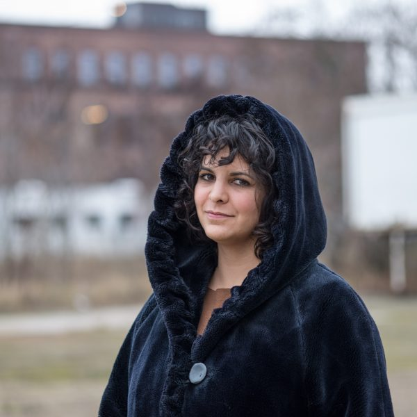 Mag keine Rollenstereotype: Nora Abdel-Maksoud – Foto: F. Anthea Schaap