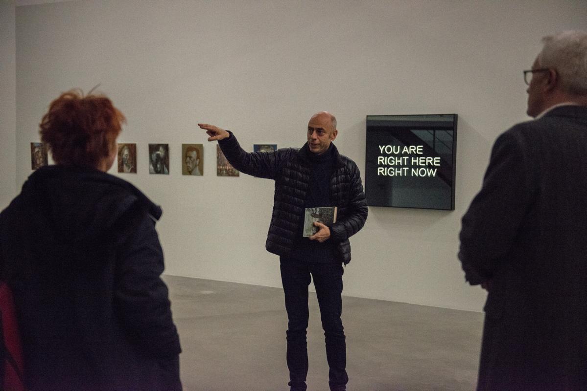 Im KINDL – Zentrum für zeitgenössische Kunst - ZITTY