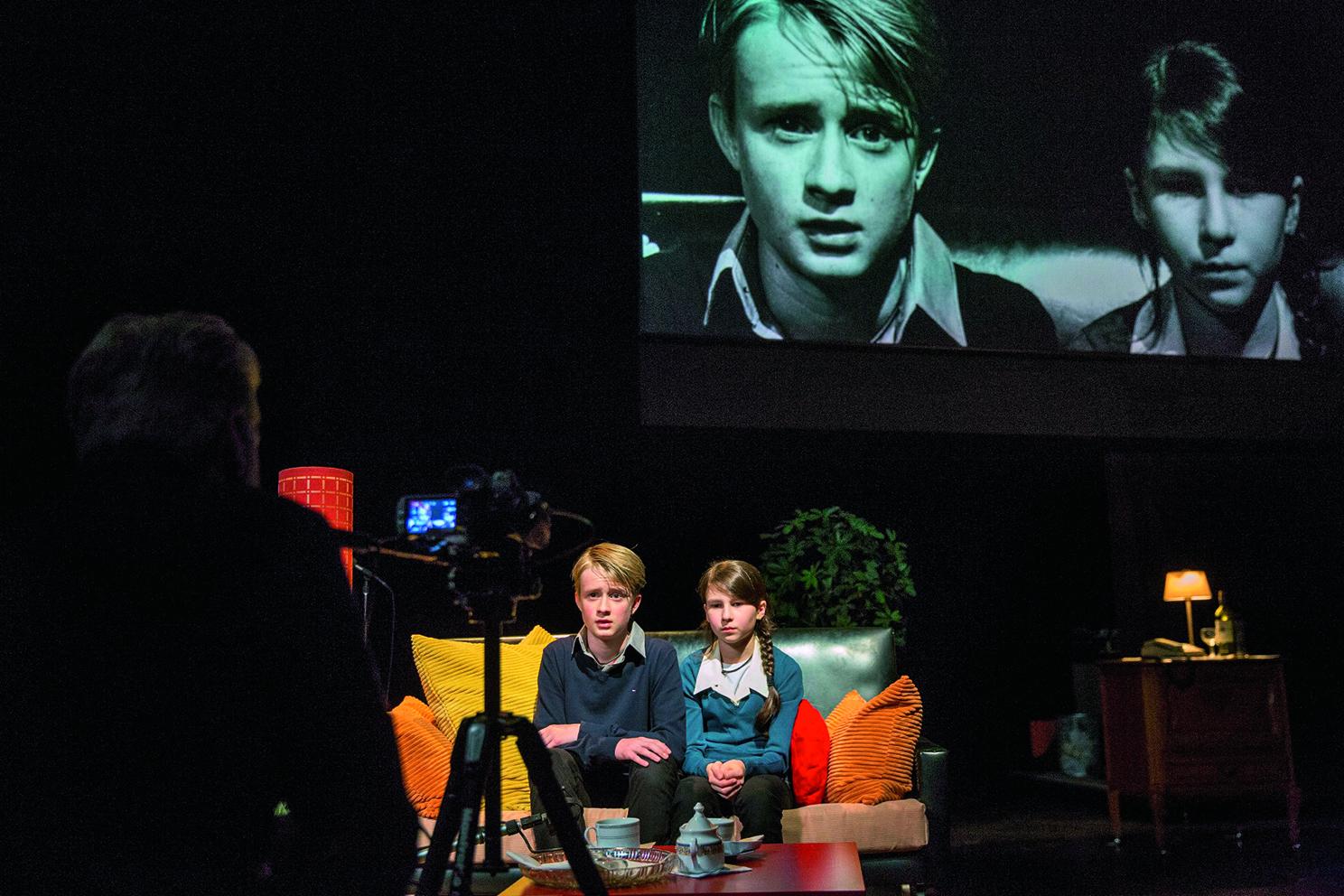 Aufwühlend: Milo Rau zeichnet mit Kinder-Schauspielern die Verbrechen des Kindermörders Marc Dutroux nach – Foto: Phile Deprez