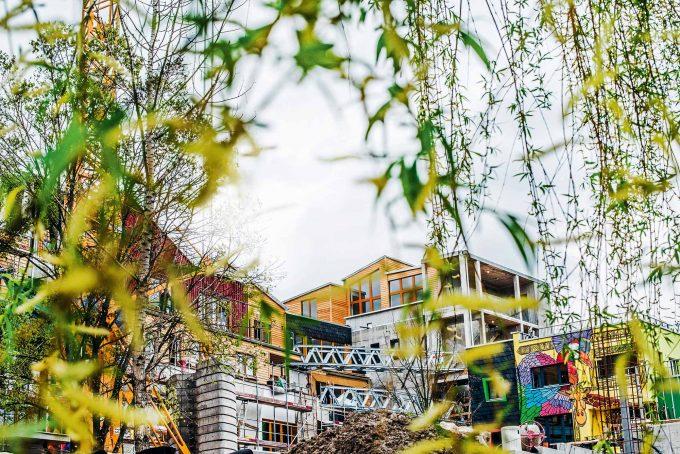 Der HolzmarktFoto: Carolin Saage