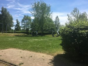 Der Abenteuerspielplatz im Ziegeleipark