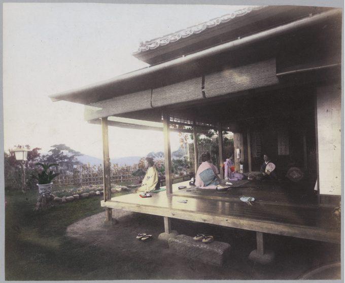 Unbekannter Fotograf, Japan, 1875-1910, © Urheberrechte am Werk erloschen