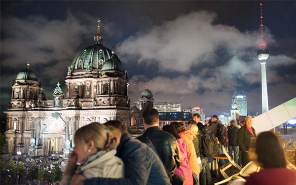 Resultado de imagen de lange nacht der museen berlin