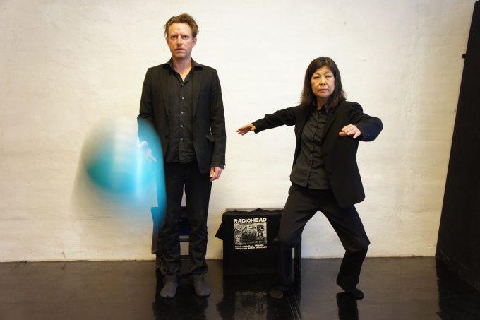 """Wundertüte für Neugierige: Marcus Reinhardt und Ren Saibara in """"Music for the future"""" – Foto: Michaela Muchina"""