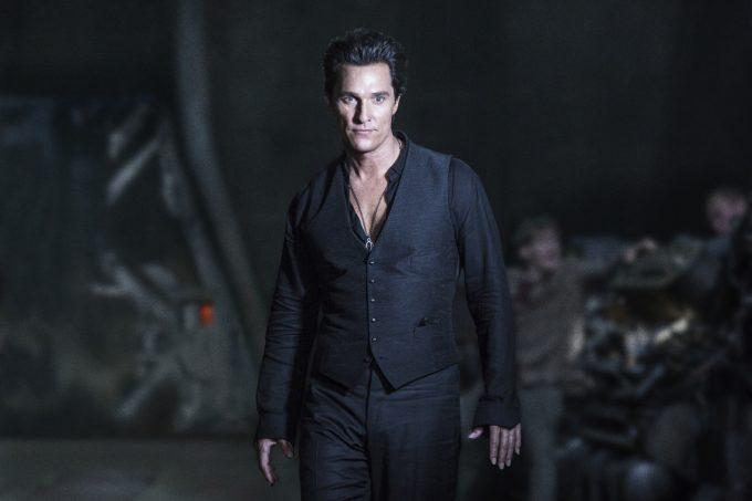 Mann in Schwarz (Matthew McConaughey)Foto: Sony Pictures Releasing GmbH