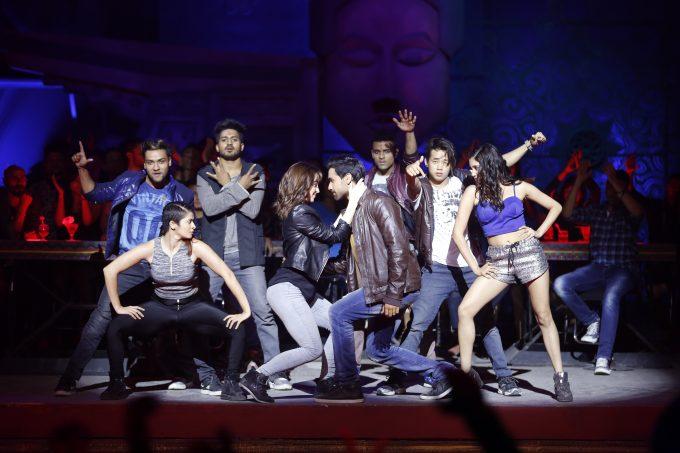 Bollywood trifft Hip-HopFoto: Capelight