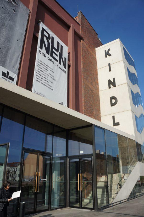 KINDL – Zentrum für zeitgenössische Kunst in Berlin Am Sudhaus 3, 12053 BerlinFoto: Jolanda Roskosch