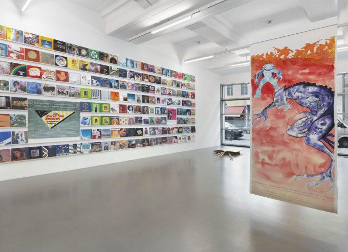 Wilson Diaz, Chimera, Ausstellungsansichten daadgalerie Berlin. Foto: Jens Ziehe