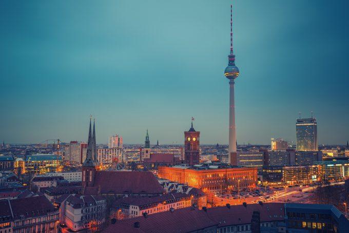 Berlin ist definitiv zu den Metropolen des Landes zu zählen.  Foto: fotolia.de / sborisov