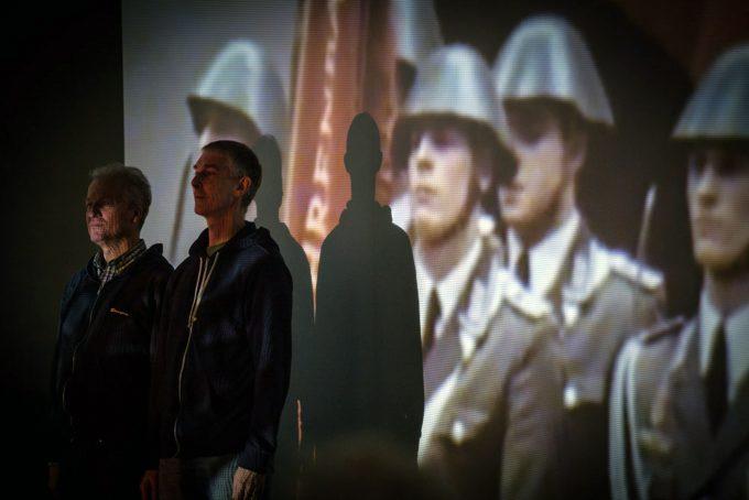 Grenzsoldat, NVA-Offizier, Stasi-Mitarbeiter: Hier bespitzelt Sie Ihr Staat – Foto: Christina Voigt