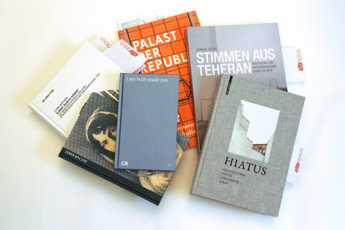 Neuerscheinungen zu Berliner Themen © Tamara Dannenhauer